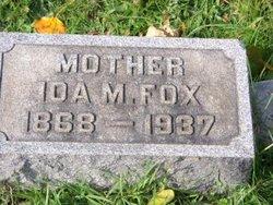 Ida May <I>Deckman</I> Fox