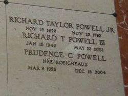 Richard Taylor Powell, III