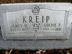James H Kreip