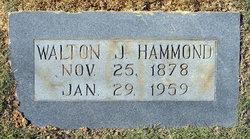 Walton Judson Hammond
