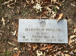 Marvin W. Fowler