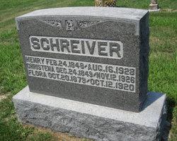 Christena <I>Will</I> Schreiver