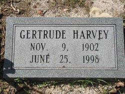 Bertha Gertrude Harvey