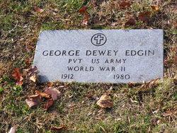 George Dewey Edgin