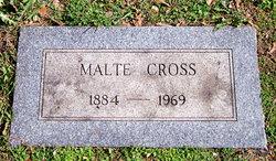 Malte Cross