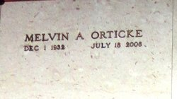 Melvin A. Orticke
