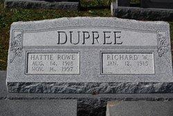 Richard Woodrow Dupree