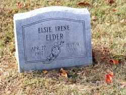 Elsie Irene Elder