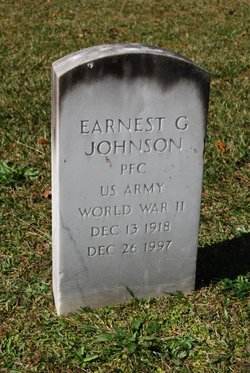 Earnest G. Johnson