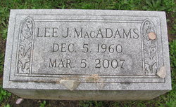 Lee J. MacAdams