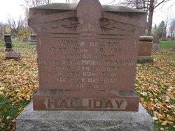 Ada Hepworth <I>Townshend</I> Halliday