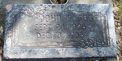 John F Sage