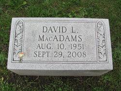 David L. MacAdams