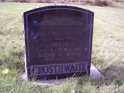 John W Crosthwaite
