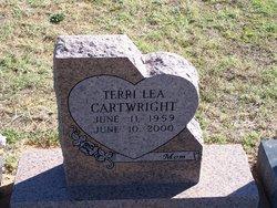Terri Lea <I>Wilson</I> Cartwright