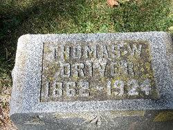 Thomas W Driver