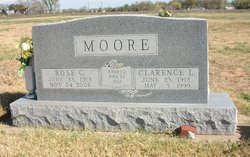 Clarence L. Moore