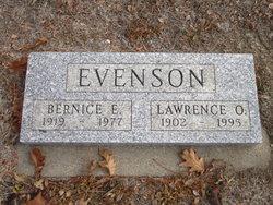 Bernice E. Evenson