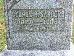 George R Sanders