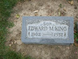 Edward M King, Jr