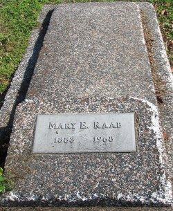 Mary Ethel <I>Strobel</I> Raab