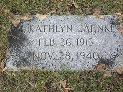 M Kathlyn Jahnke
