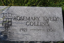 Rosemary Evelyn Collins