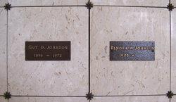 Guy Donald Johnson, Sr