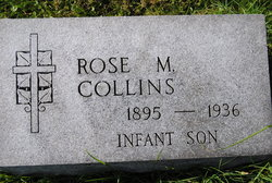 Rose Mary <I>Hassey</I> Collins