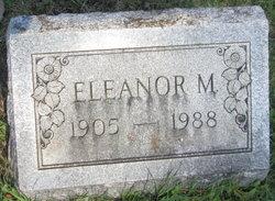 Eleanor M Vanord