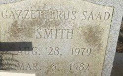 Gazzetterus Saad Smith