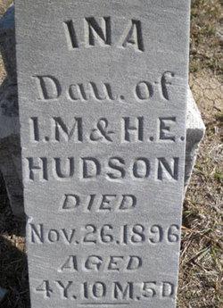 Ina Hudson