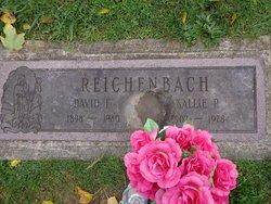 Sallie P. <I>Stahl</I> Reichenbach