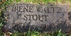 Irene <I>Waltz</I> Stout