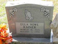 Eula Lee <I>Hicks</I> Rainer