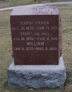 Mary <I>Rankin</I> Paden