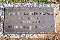 """Richard Martin """"Mort"""" Shaner"""
