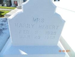 Harry Hebert
