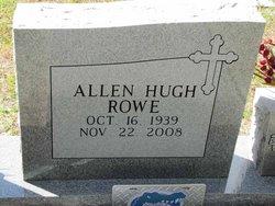 Allen Hugh Rowe