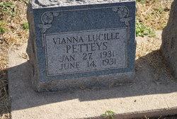 Vianna Lucille Petteys