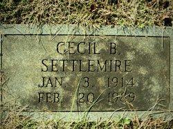 Cecil B. Settlemire