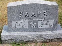 Arthur Morius Paape