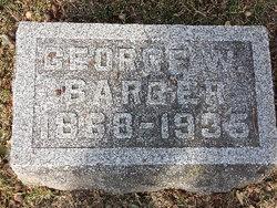 George W Barber