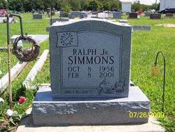 Ralph Simmons, Jr