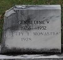 Geraldine V Sweigert