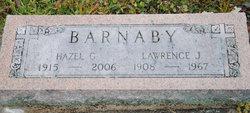 Hazel G <I>Halverson</I> Barnaby