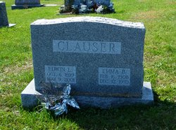 Emma B. <I>Bowers</I> Clauser