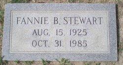 Fannie <I>Bowen</I> Stewart