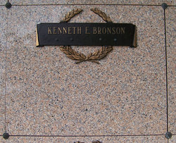 Kenneth E Bronson