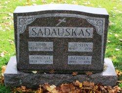 Domicele Sadauskas